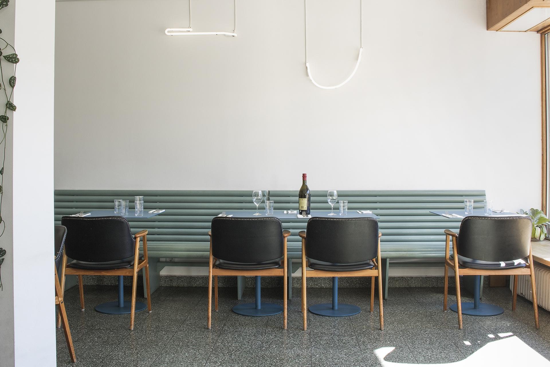 OfD 17 / Centan / Restaurant